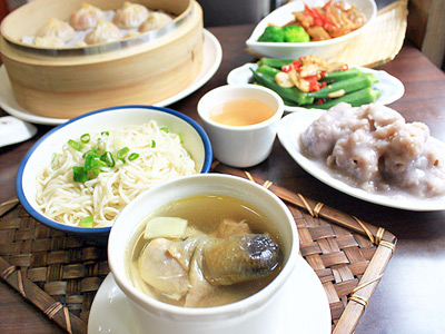 Taiwan Delicacy‧Bright Moon Steamed Soup Dumpling